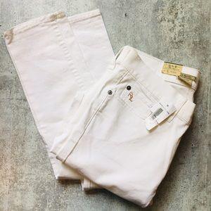 RLR Ralph Lauren Womens Skinny White Jeans